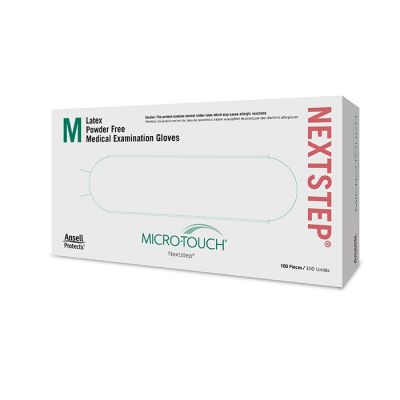 Micro-Touch Next Step Latex Powder-Free
