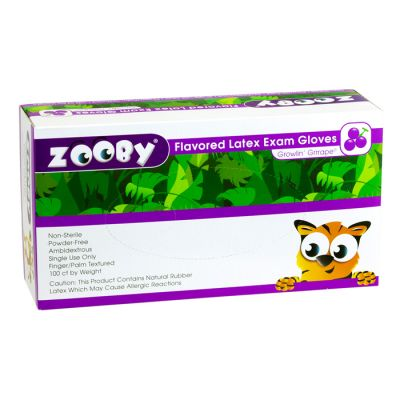Zooby Flavored Gloves