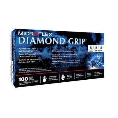 Microflex® Diamond Grip® Latex Powder-Free