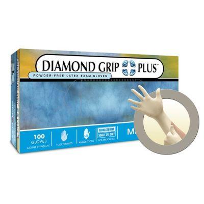 Microflex® Diamond Grip Plus® Latex Powder-Free