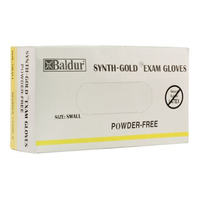 Synthetic Gold Vinyl Powder-Free