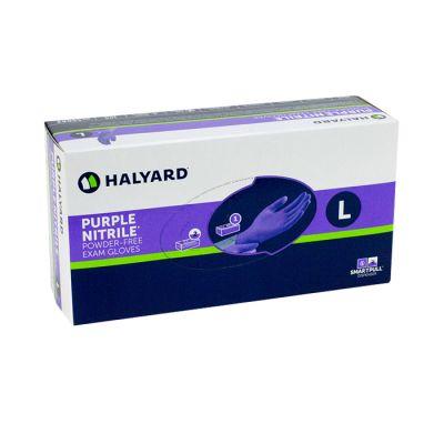 Purple Nitrile Powder-Free