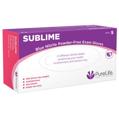 Sublime Nitrile Powder-Free