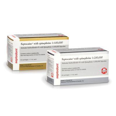 Septocaine® 4% with Epinephrine