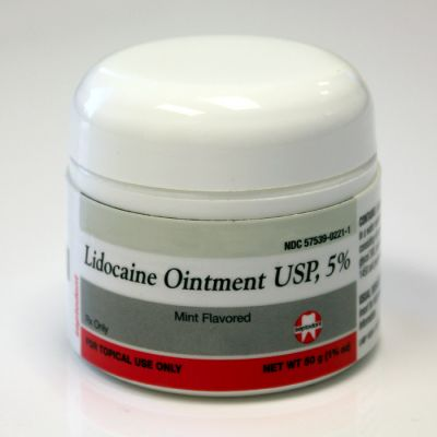 Lidocaine Topical Ointment, 5%