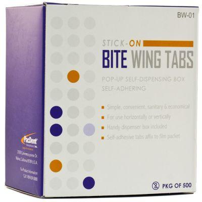 Bite Wing Tabs