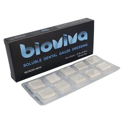 Bioviva Hemostatic Gauze Dressing