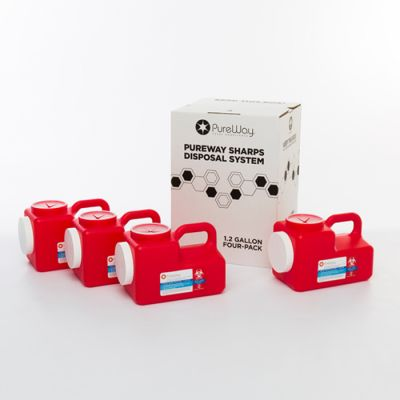 PureWay Sharps Multi-Pack Systems
