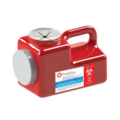 PureWay Sharps Collector Container