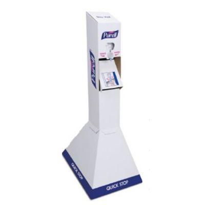 Purell® Hand Sanitizer Quick Floor Stand