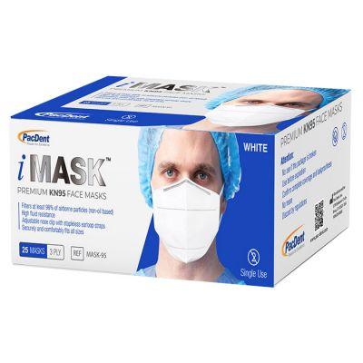 iMask Premium KN95 Face Mask
