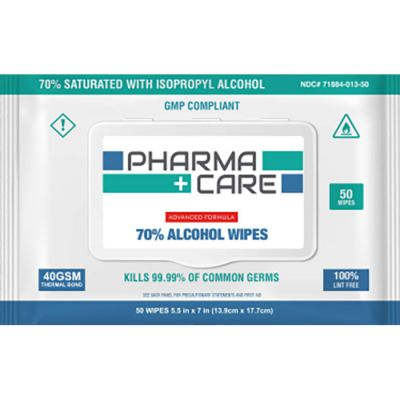 Pharmacare Hand & Surface Wipes