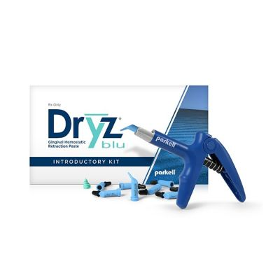 Dryz® Blu Gingival Hemostatic Retraction Paste