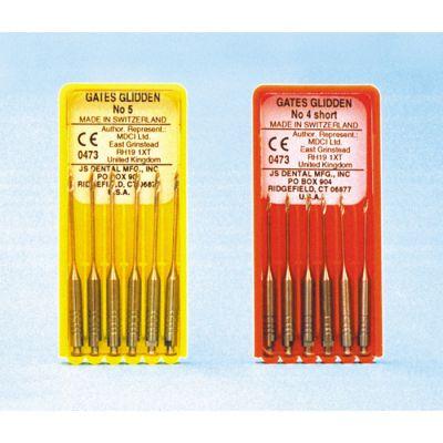 Gates Glidden Drills - Stainless Steel