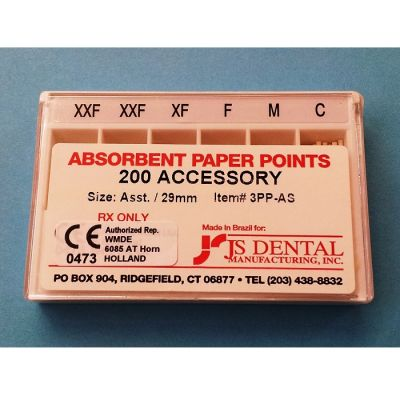Absorbent Points Accessory