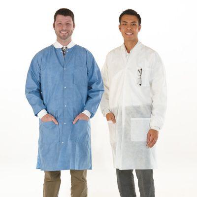 SafeWear High-Performance Lab Coat