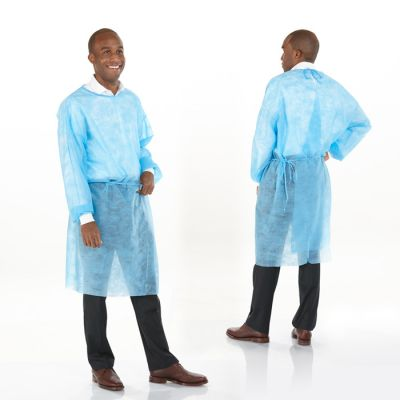 SafeWear Form-Fit Isolation Gown