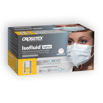 Isofluid SecureFit Fog Free