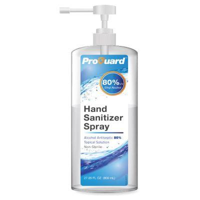 ProGuard 80% Hand Sanitizer Spray