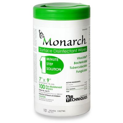 Monarch Surface Disinfectant - Wipes