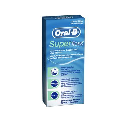 Oral-B® Super Floss