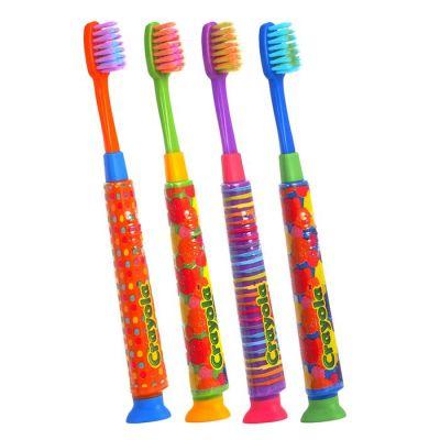 GUM® Crayola™ Deep Clean Brush