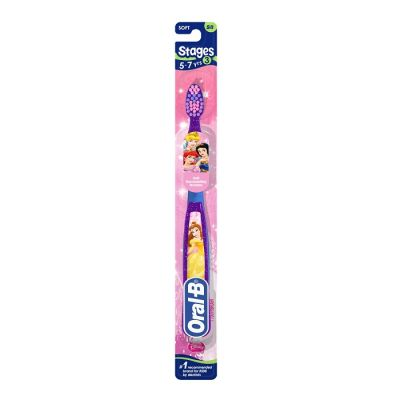 Oral-B® Stages 3 Toothbrush - Princess Jewels