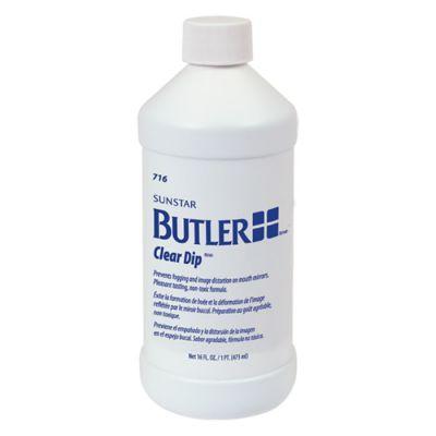 Butler® Clear Dip® Anti-Fogging Solution