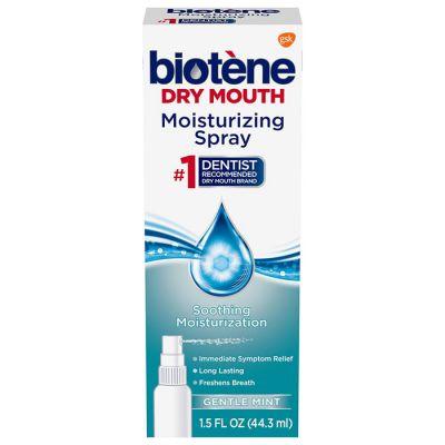 Biotene® Moisturizing Mouth Spray