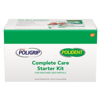 Polident® Policare® Denture Essentials Kit