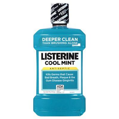 Listerine® Antiseptic Mouthwash