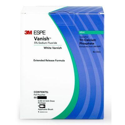 3M™ Vanish™ 5% Sodium Fluoride White Varnish