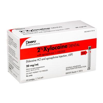 2% Xylocaine® DENTAL with Epinephrine