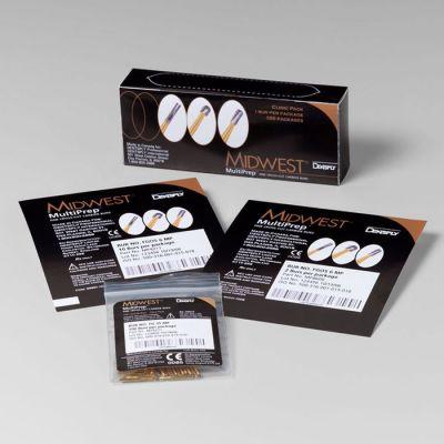 Midwest® Multi-Prep™ Carbide Burs - Clinic Pack