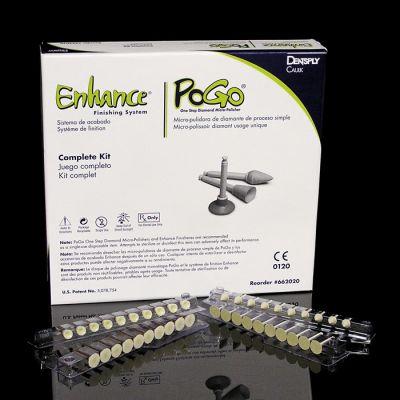 Enhance® & PoGo® Finishing System