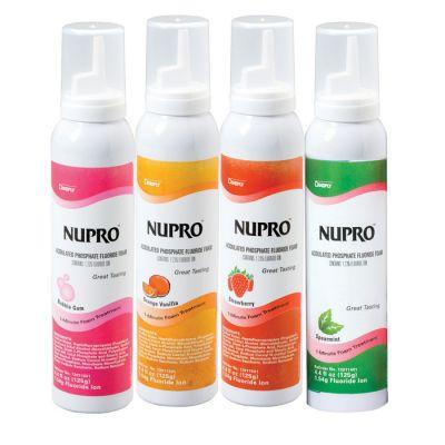 NUPRO® 1.23% APF Fluoride Foam