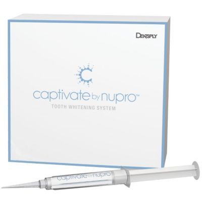 Captivate by NUPRO® Take-Home Hydrogen Peroxide Whitening System