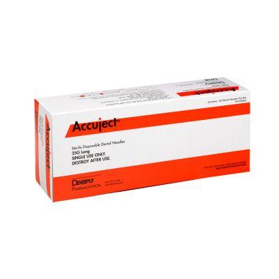 Accuject® Plastic Hub Needles
