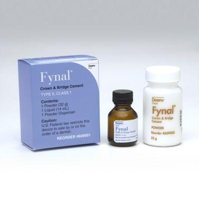 Fynal® Permanent ZOE Cement