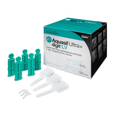 Aquasil Ultra + Smart Wetting® Impression Material - digit® Targeted Delivery System