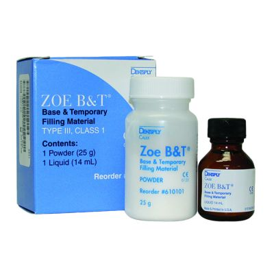 ZOE B&T® Base and Temporary Filling Material