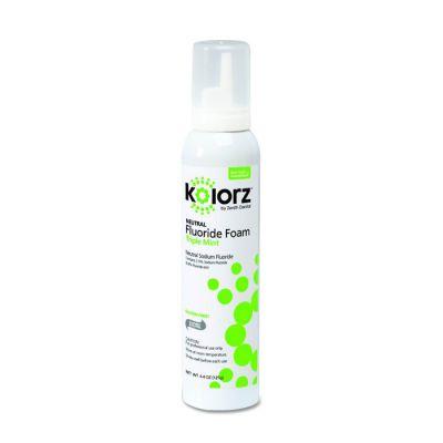 Kolorz® Neutral Fluoride Foam
