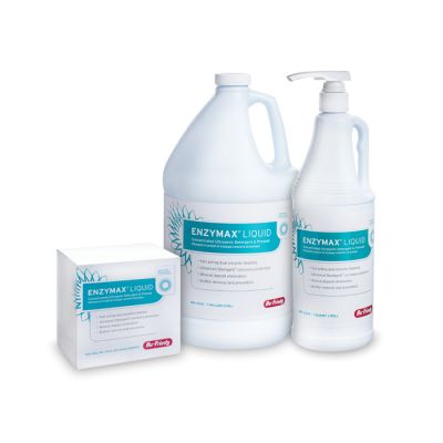 Enzymax® Liquid Concentrated Ultrasonic Detergent and Pre-Soak