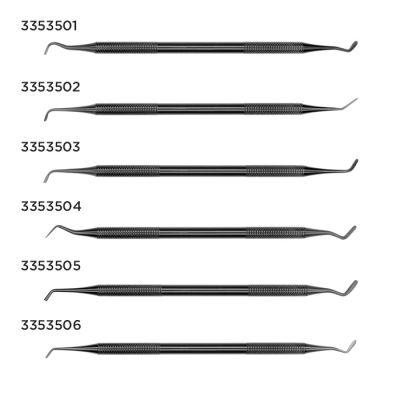 Composite Filling Instruments - Felt Anodized