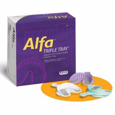 Alfa™ Triple Tray®