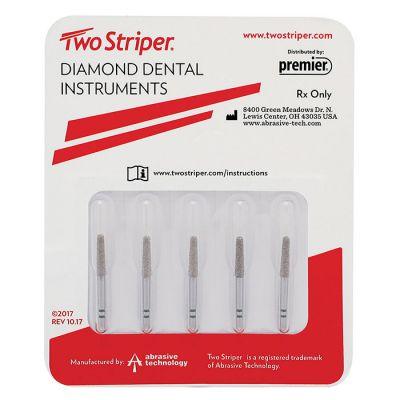 Two Striper® Diamonds - Medium