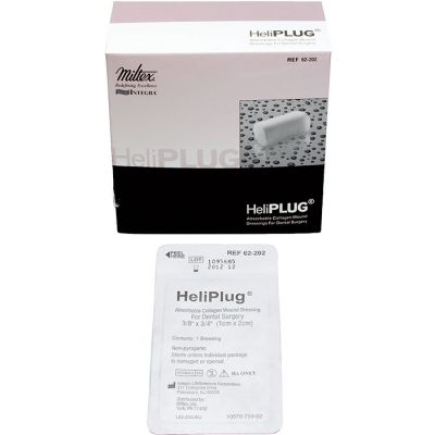 HeliPlug® Absorbable Collagen Wound Dressing