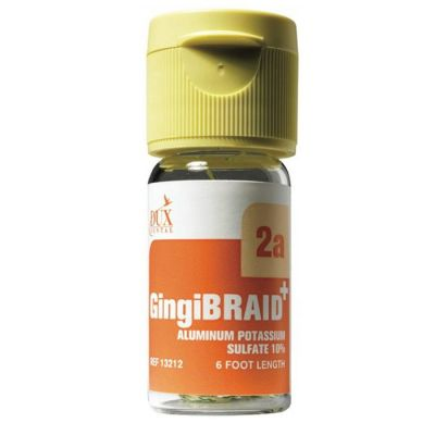 GingiBRAID+ Aluminum Potassium Sulfate - Bottle