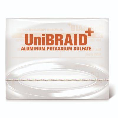 UniBRAID+ Aluminum Potassium Sulfate
