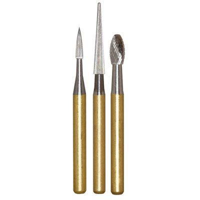 Razor Sculpt™ Carbide Burs